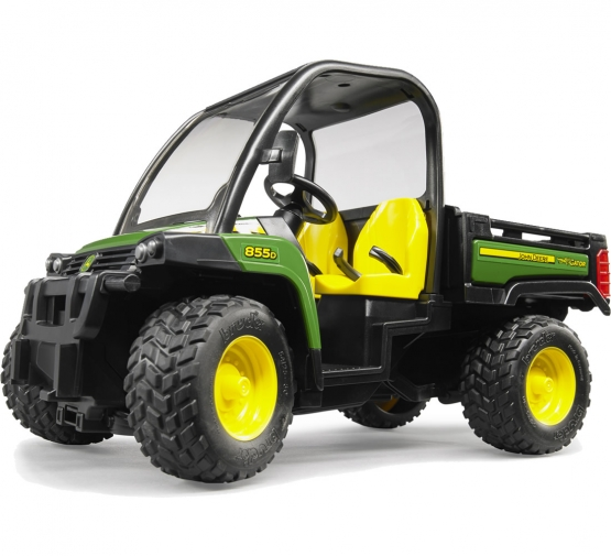 bruder john deere gator xuv 855d bei bruder store ch kaufen. Black Bedroom Furniture Sets. Home Design Ideas