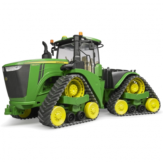 Bruder John Deere 9620RX with track belts