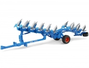 Bruder Lemken Semi-mounted reversible plough Vari-Titan
